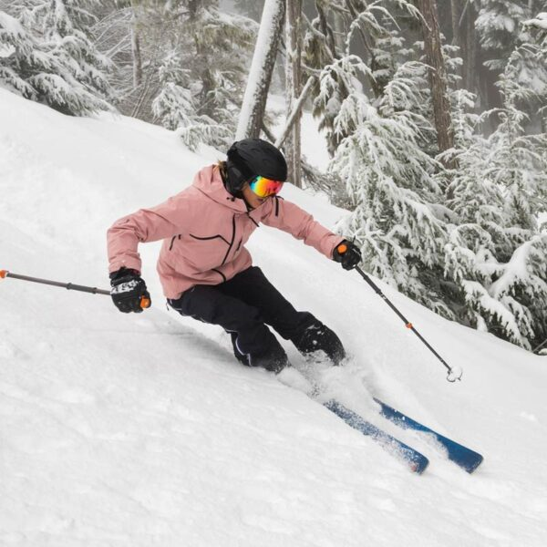 Just Skis & Poles ONLY (ages 11-adult)